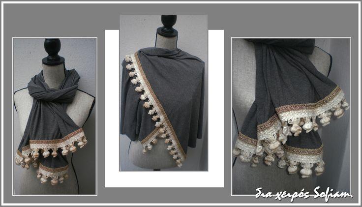 """14N8_scarf """"COCO"""""""