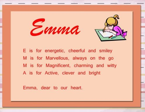 Acrostic Name Poems For Girls: May 2015   Acrostic Poems With The Name Terri