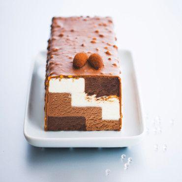 Repas de Noël : les nouvelles bûches à déguster en dessert - presentacion