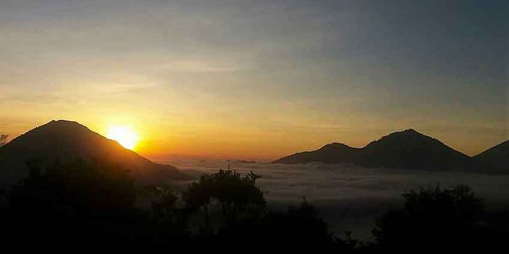 Mt Batur Trek and Bali Rafting Ubud
