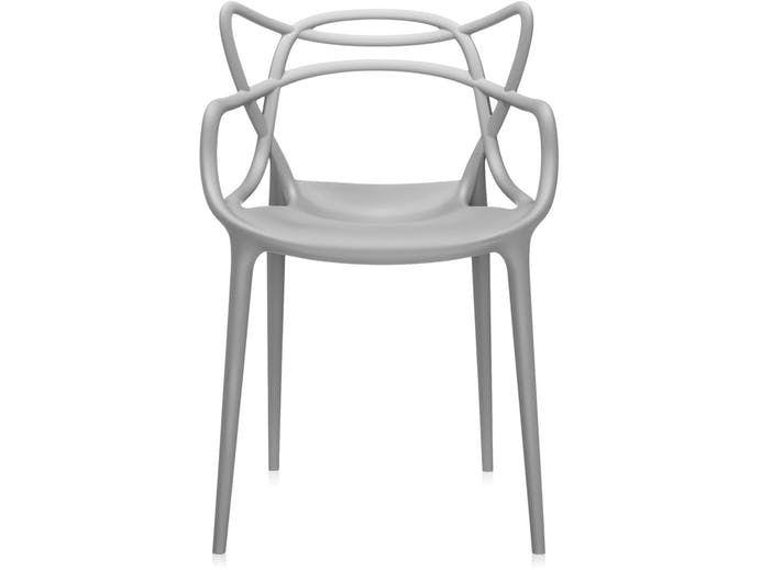 Krzesło Masters szare Kartell