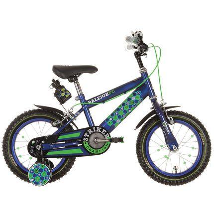Raleigh Striker 12 Inch Boys Bike 2014