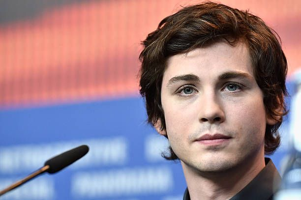 Actor Logan Lerman attends the 'Indignation' press conference during the 66th Berlinale International Film Festival Berlin at Grand Hyatt Hotel on...
