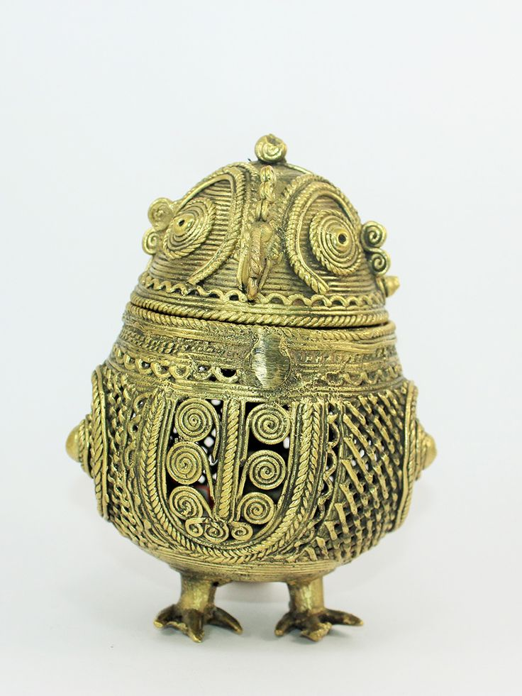 dhokra owl box