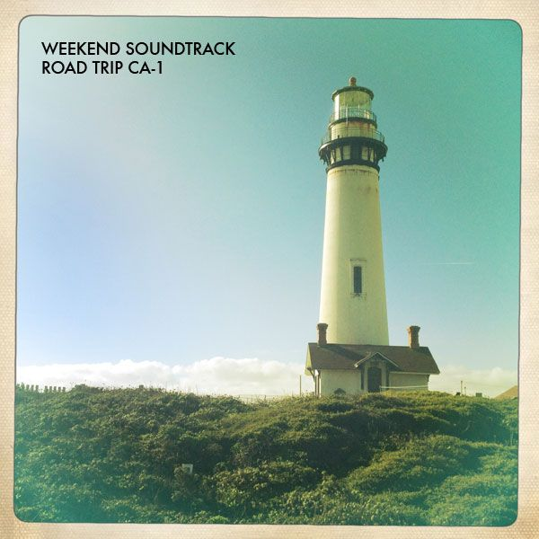 Road trip playlist for your drive up the coast.