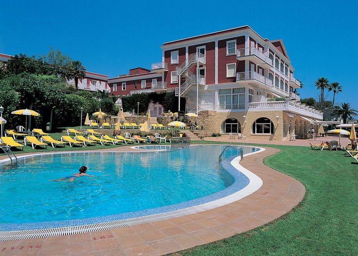 Hoteles con encanto en Menorca. Hotel Port Mahón.
