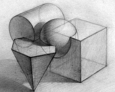Врезки геометрических фигур