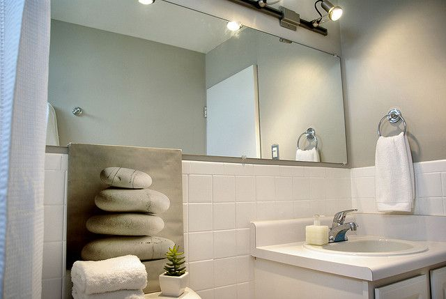 Ways to Green Things up in Your Bathroom
