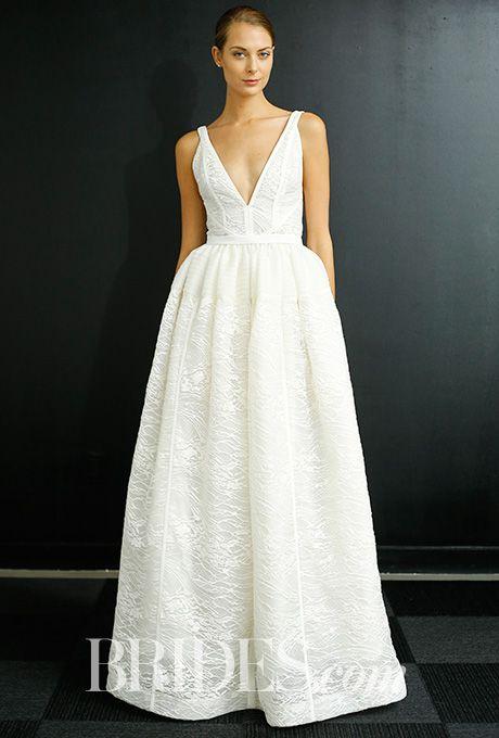 J. Mendel Wedding Dress - Fall 2016 - Brides.com