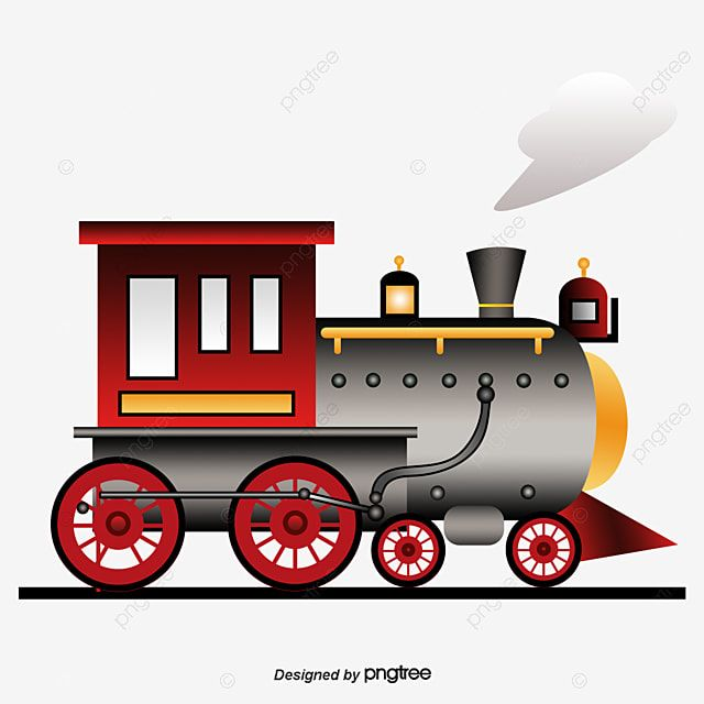 Cartoon Steam Train Cartoon Steam Train Train Png Transparent Clipart Image And Psd File For Free Download Train Cartoon Train Train Illustration
