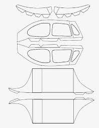 Resultado de imagen para plantillas para hacer un volkswagen de lata