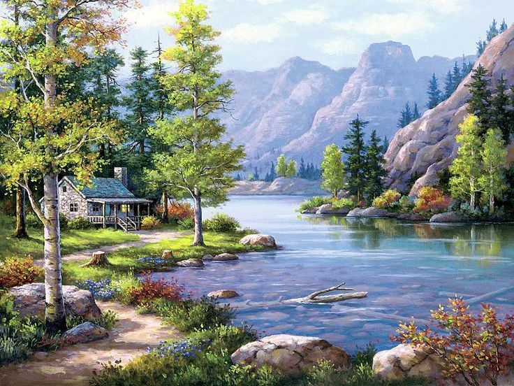 What a nice place overthere.....I already can see myself in it....