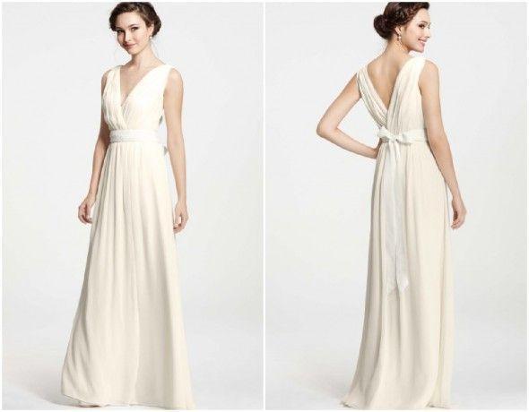 Ann Taylor Wedding Dresses - Rustic Wedding Chic
