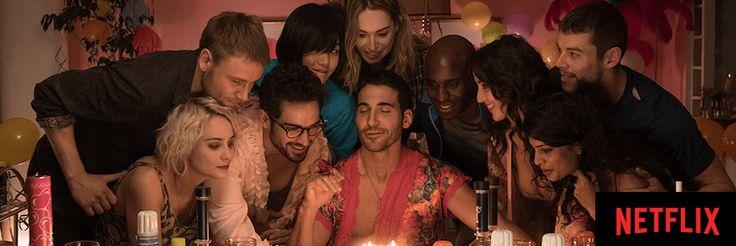 International Netflix TV Show and Movie Lists