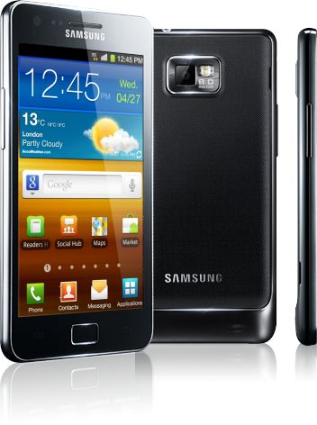 Samsung Galaxy S2...have this phone and love it