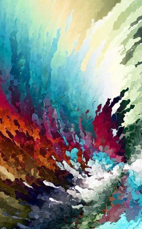 Abstract Painting Ideas00009 #abstractart