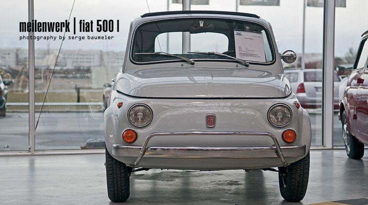 Meilenwerk Stuttgart | Fiat 500 L von Serge Baumeler