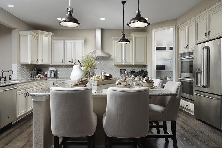 153 best Dream kitchens we love images on Pinterest on Model Kitchens  id=76581