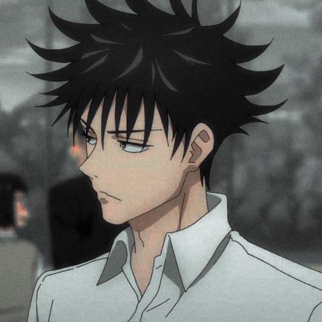 fushiguro megumi | Jujutsu, Aesthetic anime, Anime icons