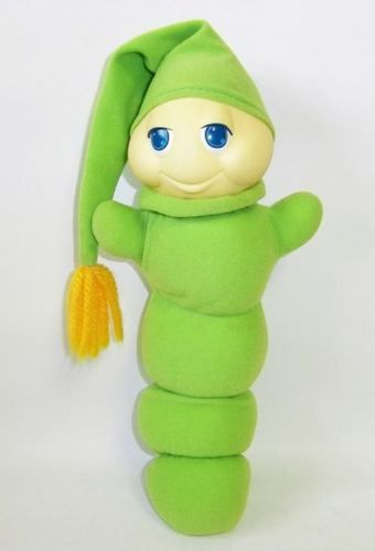 Total toy flashback: 1980s   Glow worm