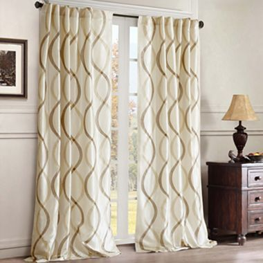 Curtains At Jcpenney Jcpenney Quot Odette Quot Curtains For The Home Jcpenney Curtains