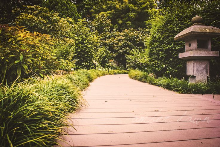 A zen path in Sydney, Australia.  Amber Dawn Photography | Travel photography | Trinidad and Tobago photographer.
