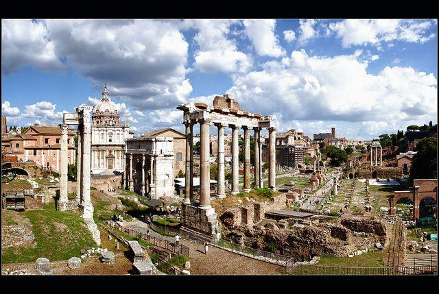 40 fotos de Roma en HDR - Viajes - 101lugaresincreibles - Viajes – 101lugaresincreibles -