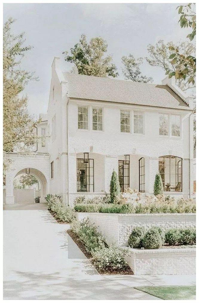 ✔ 72 stunning modern dream house exterior design ideas 61
