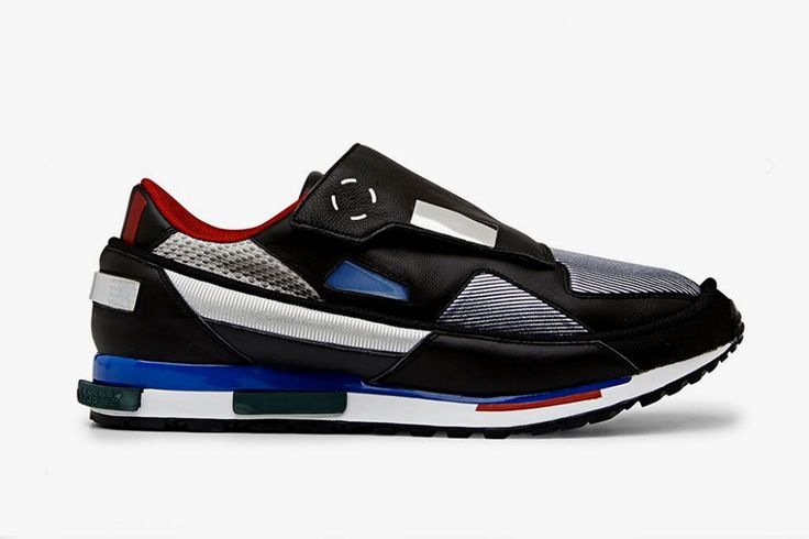 The nine different sneakers manage to emulate a similar style to the last collection, while simultaneously all being strikingly different.