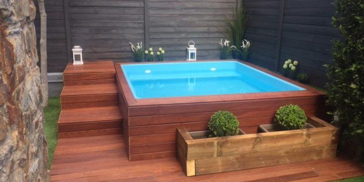 Imagen en miniatura de entrada decoracion pinterest for Entrada piscina