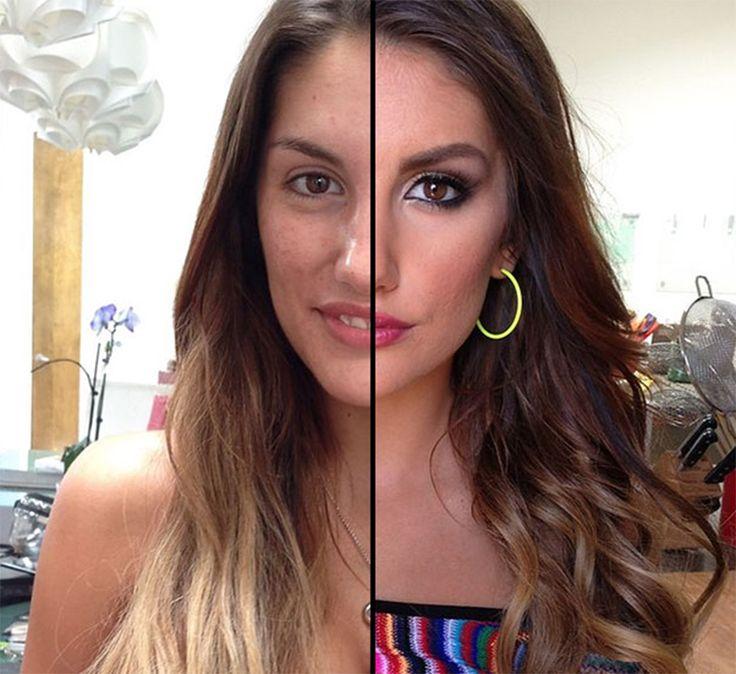 1000 ideas about maquillage avant aprs on pinterest makeup le maquillage and maquillage make up - Color Out Avant Apres