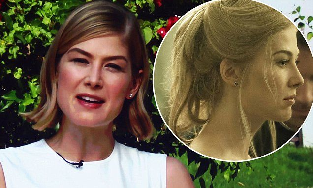 Rosamund Pike is left frustrated as she misses Empire Awards