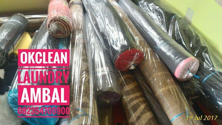 📣Minat laundry Ambal,sofa & springbed.📣 ☎Kontak Kami 082354700900  📲WA/Line/Telegram/SMS 📩Atau inbox 💯%Garansi Bau Apek kita cuci kembali🌞 🆓Jemput Antar🚚 #okcleanpaser #laundrypaser