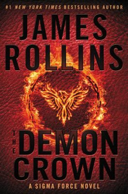 Cover image for The demon crown: a sigma force novel