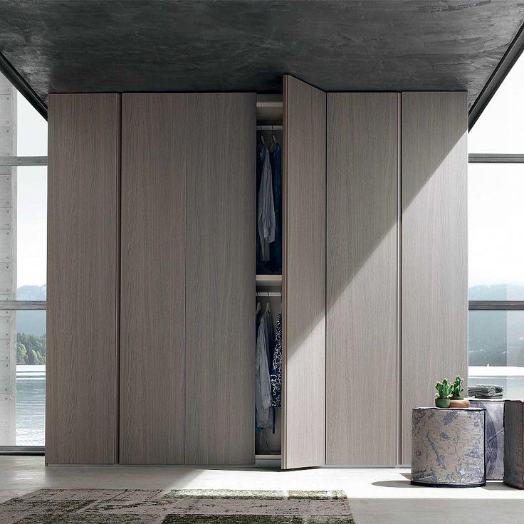 Wardrobe Step by Maronese | Modern Italian design | Contemporary wardrobe |