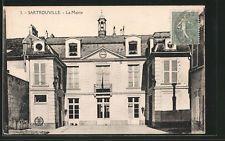 splendide CPA Sartrouville, La Mairie