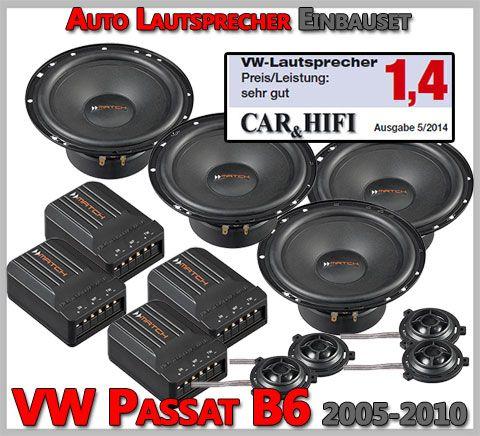 VW Passat B6 Lautsprecher Car-Hifi Note sehr gut hintere vordere Türen http://www.radio-adapter.eu/blog/produkt/passat-lautsprecher-car-hifi-note-sehr-gut-hintere-vordere-tueren/