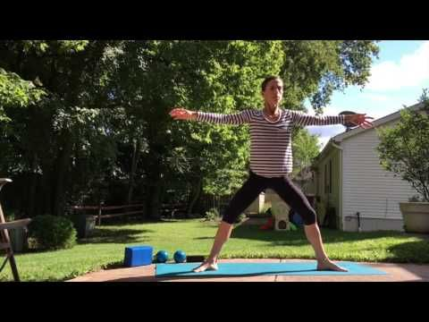 50-Minute Yoga Flow Focused on Hips, Legs, and Strength - YouTube