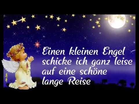 Ich wünsche Dir eine kuschlige Nacht mit süßen Träumen Die Sterne am Himmel sind nur für Dich - YouTube