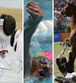 Watch London Olympics 2012: Watch Modern Pentathlon online