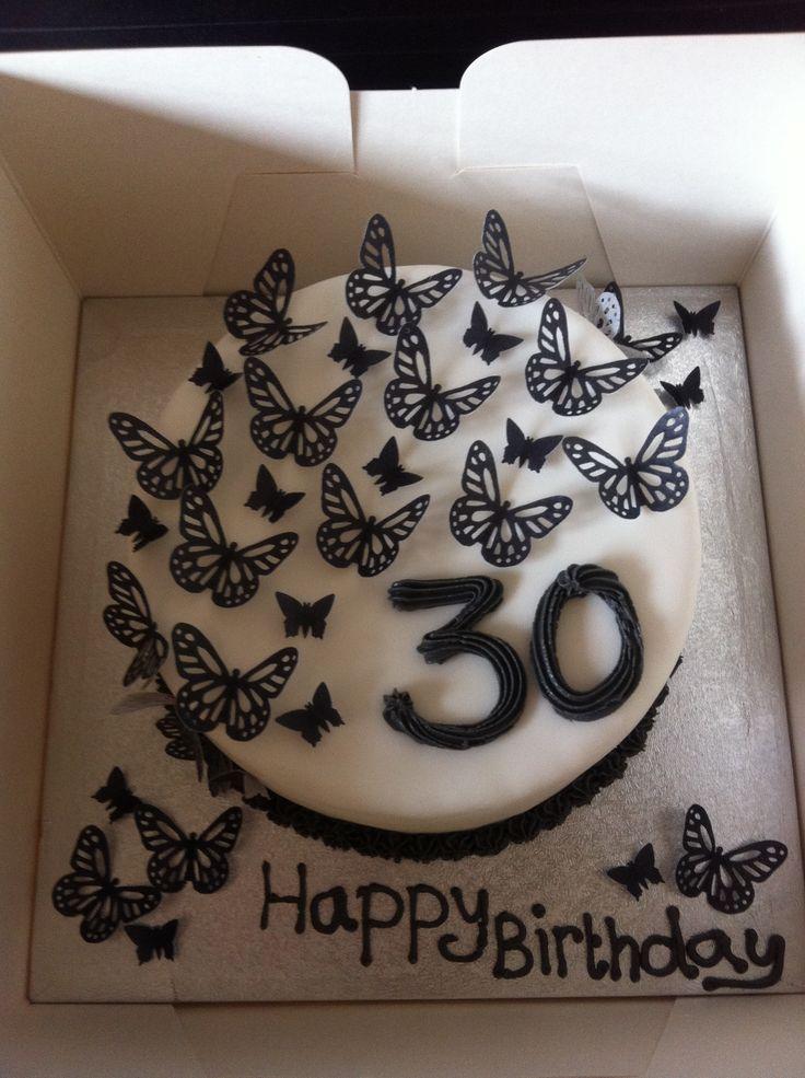 Cake Images For 30th Birthday Kustura for