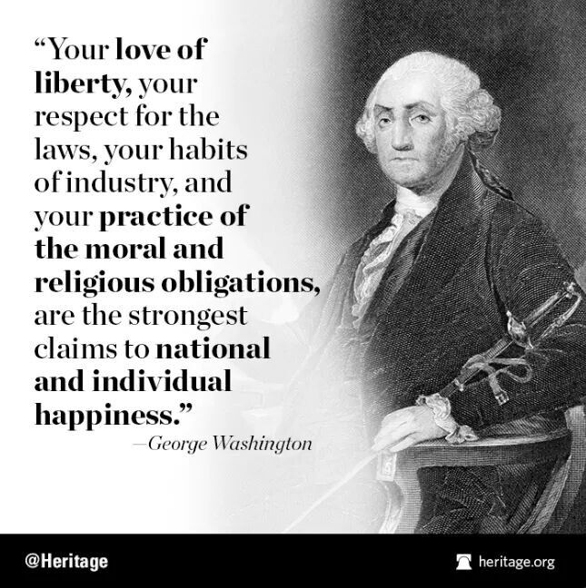 American Revolution Quotes: {national & Individual Happiness}