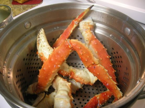 how to cook crab legs with old bay