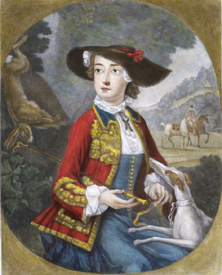 It's About Time: October 1745