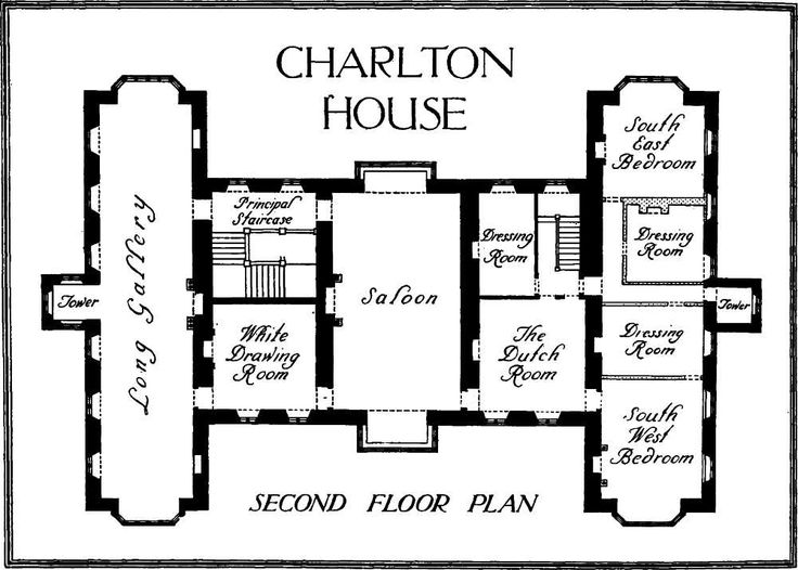 Historic english manor house plans for English country manor house plans