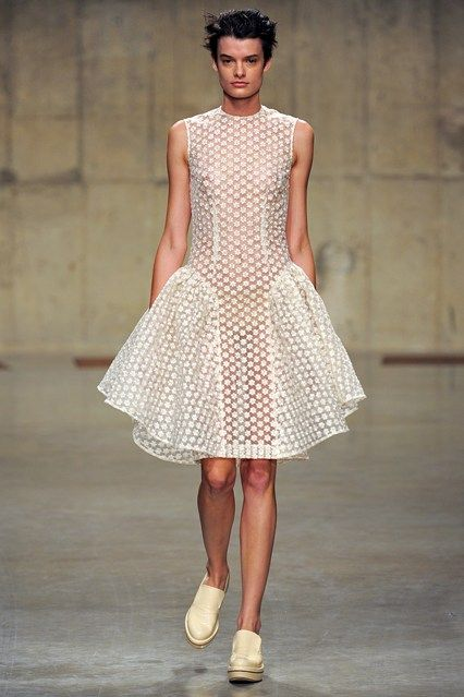 Simone Rocha - www.vogue.co.uk/fashion/autumn-winter-2013/ready-to-wear/simone-rocha/full-length-photos/gallery/934652