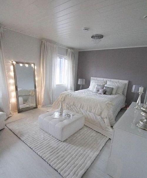Tumblr Rooms Deco Chambre Gris Et Blanc Chambre Grise Deco Chambre Grise Grey bedroom ideas tumblr