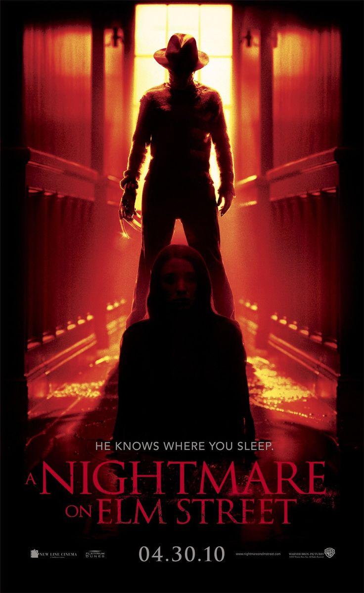 horror movies | Horror Movie Posters: Originals versus Remakes | Abduzeedo Design ...