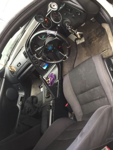 alright guys my 1993 toyota supra mk4 twin turbo is up for sale the car is very clean for its age it is a completely stock jdm toyota supra 2jzgte with 6speed getrag transmission selling the car just had a baby and trying to buy my own house i am asking $$$ 26000 obo i drive the car daily in the summer if you have any questions email me and i'll get back to you