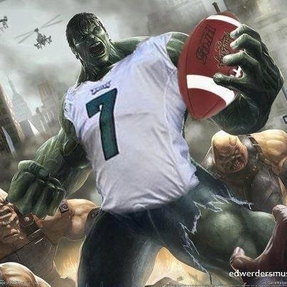 Eagles | Bleed Green | Pinterest | Hulk, Eagles and Hulk smash